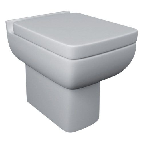 Options 600 Back To Wall Pan & Soft Close Seat
